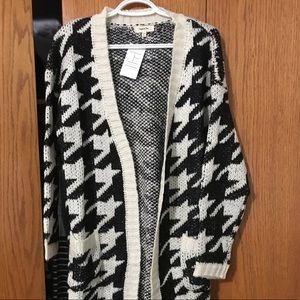 Sweaters - Kiss and stitch boutique star cardigan